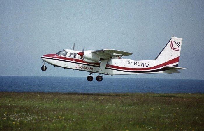 Самый короткий авиарейс в мире (4)