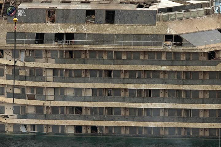 Операция по подъему лайнера Costa Concordia (51)