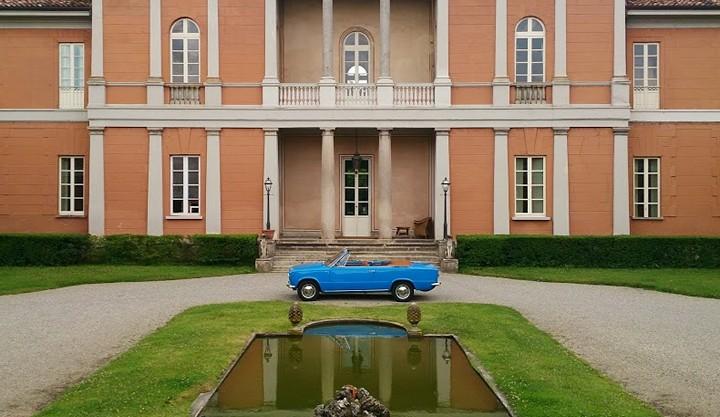 Уникальный Fiat 124-С4 кабриолет, ВАЗ 2101 кабриолет. как сделать (6)