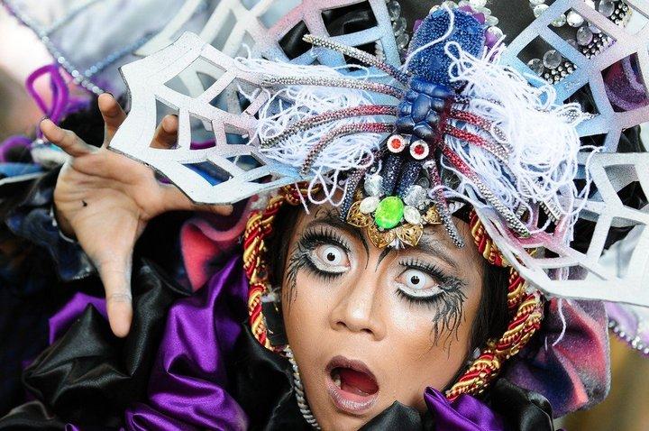 Необычный карнавал в индонезийском Джембере (7)