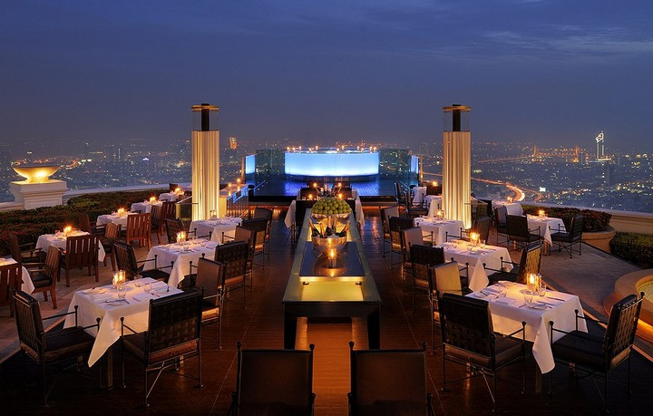 Самые необычные рестораны и бары мира с красивым видом (7)