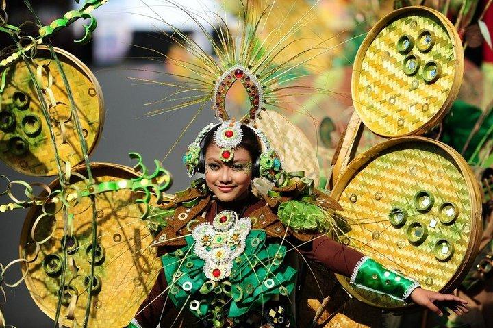 Необычный карнавал в индонезийском Джембере (11)
