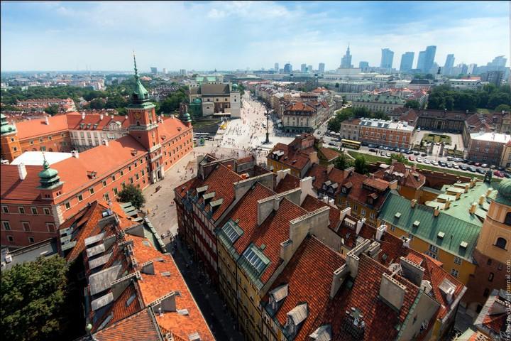 Руферы, как залезть на высокое здание в Европе (11)