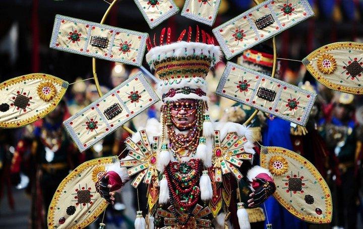 Необычный карнавал в индонезийском Джембере (18)