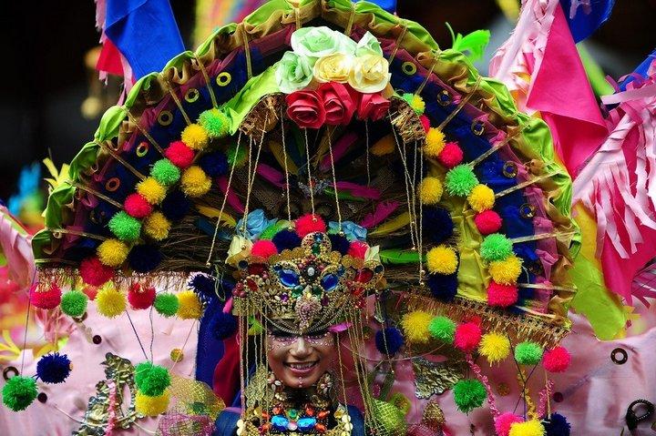 Необычный карнавал в индонезийском Джембере (24)