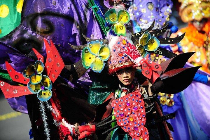 Необычный карнавал в индонезийском Джембере (25)