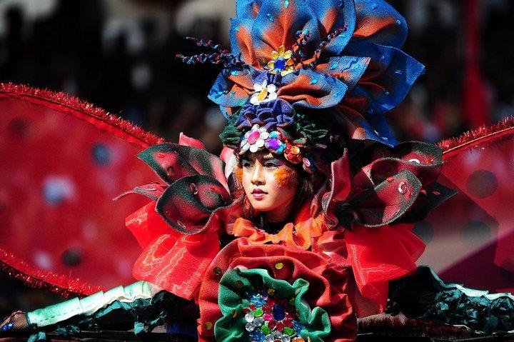Необычный карнавал в индонезийском Джембере (30)