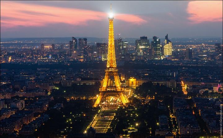 Руферы, как залезть на высокое здание в Европе (50)