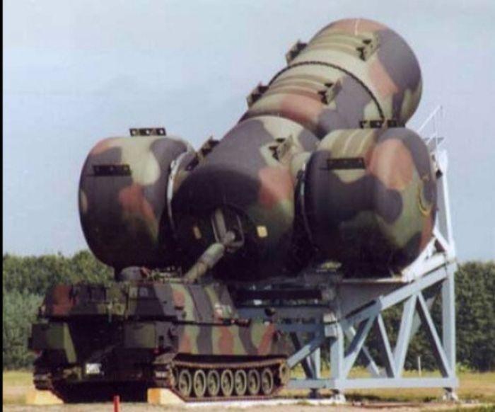 Глушитель для танка (2)