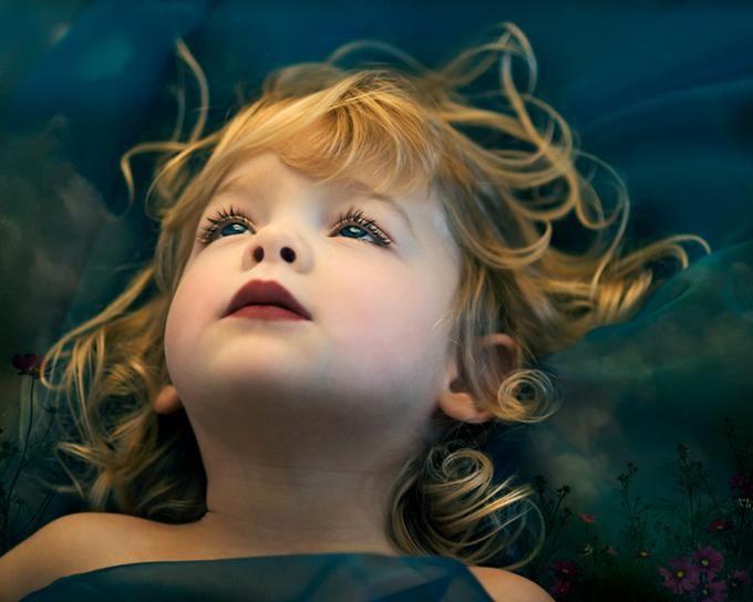Красивые фотографии детей, профессиональные фото (9)
