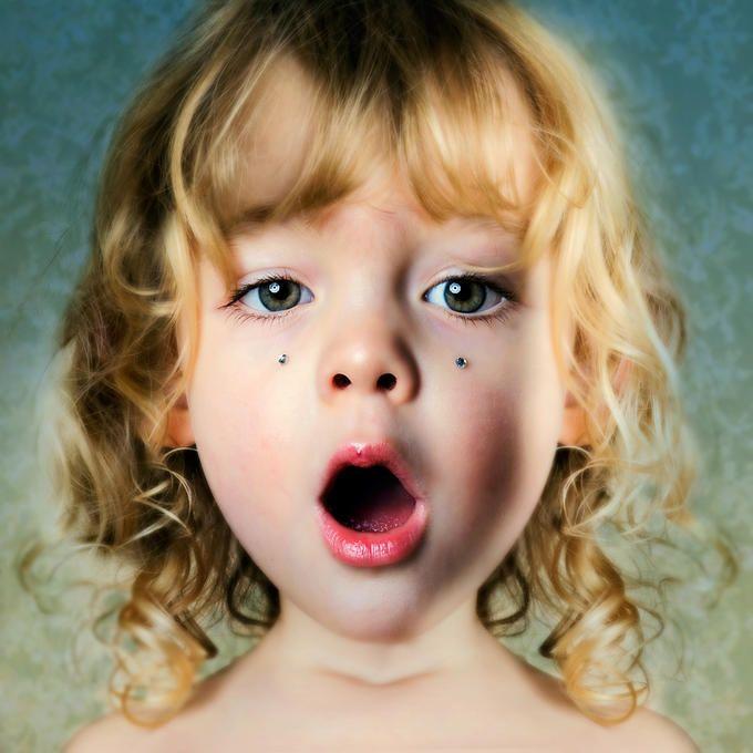 Красивые фотографии детей, профессиональные фото (1)
