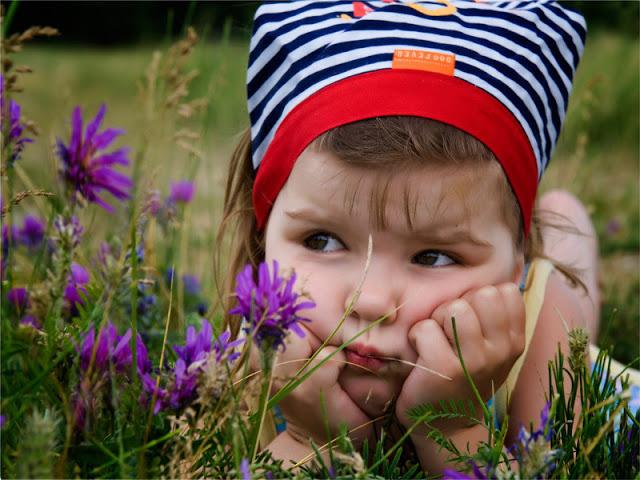 Красивые фотографии детей, профессиональные фото (36)