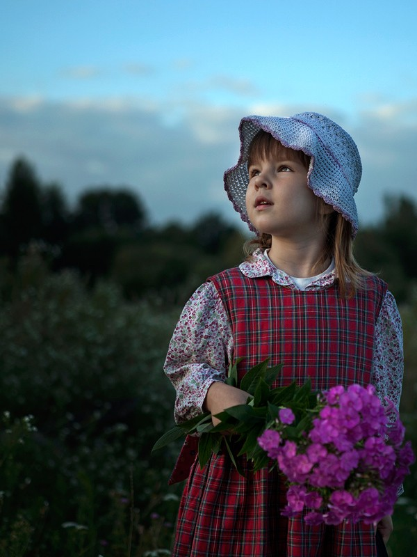 Красивые фотографии детей, профессиональные фото (24)