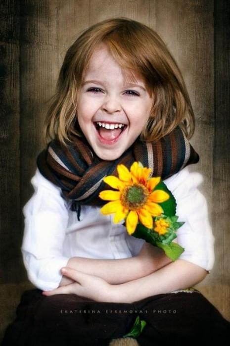 Красивые фотографии детей, профессиональные фото (32)