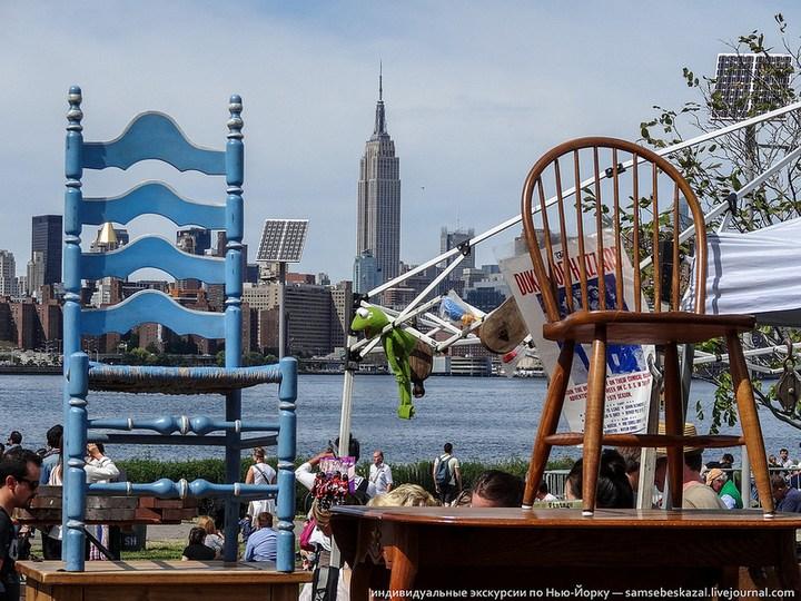 барахолка в Бруклине (2)