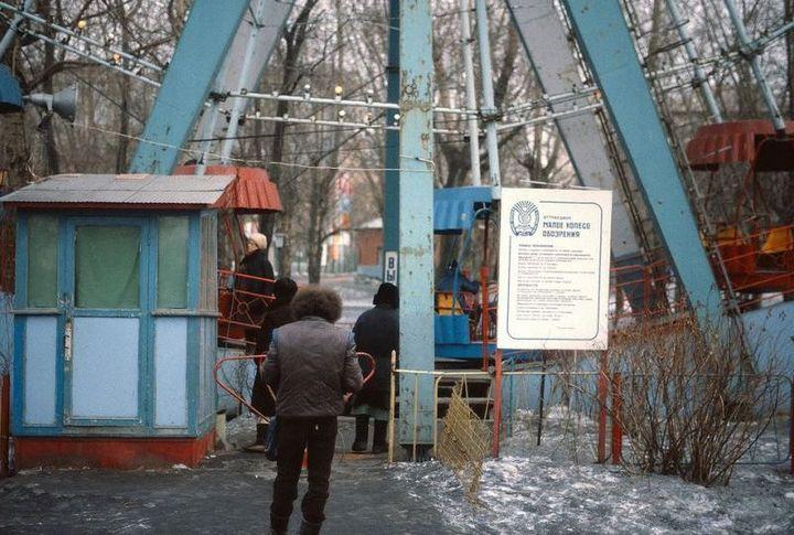 Фото Москвы времен СССР (8)