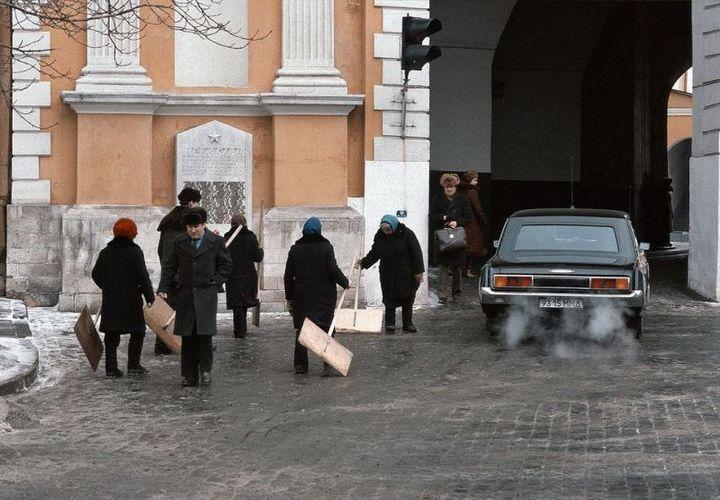 Фото Москвы времен СССР (12)