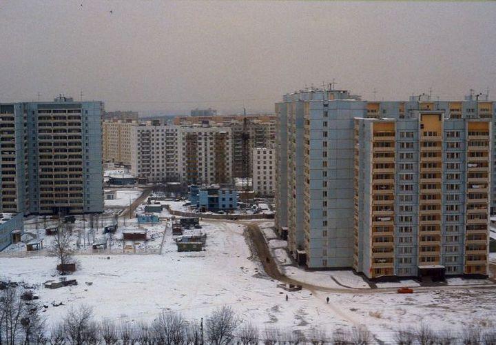 Фото Москвы времен СССР (15)