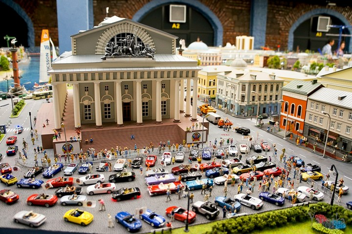 Гигантский макет. Россия в миниатюре (42)