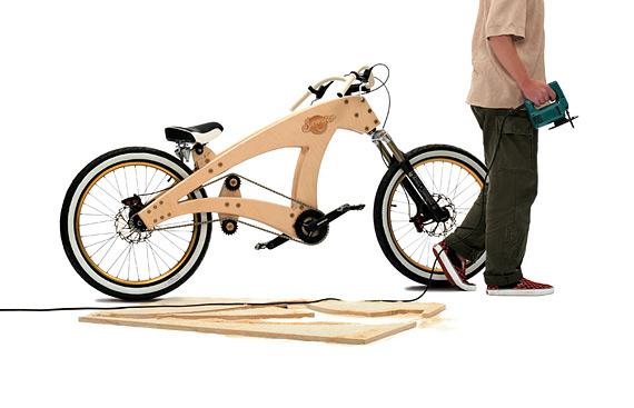 Самые необычные велосипеды (3)