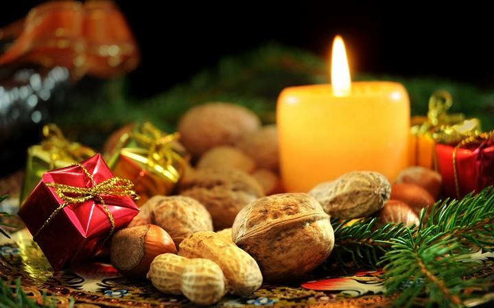 Подготавливаем новогодний стол 2014 (1)