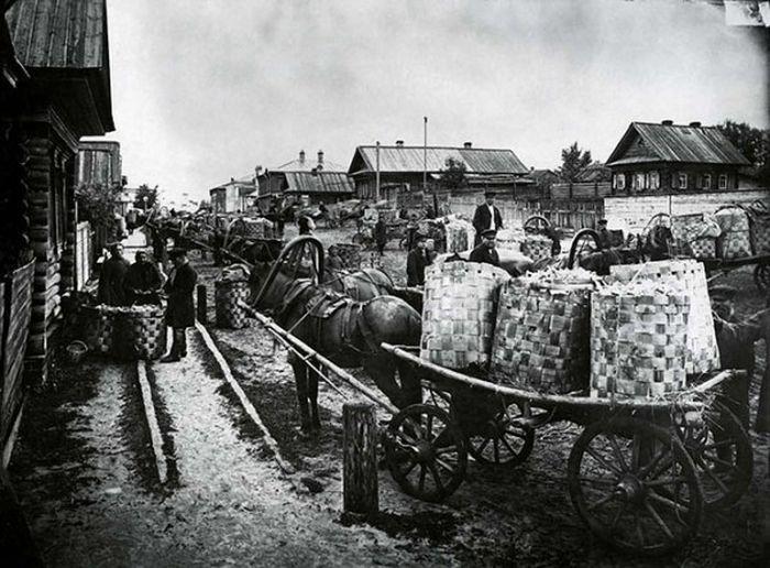 Чем занимались крестьяне начала прошлого столетия, какую работу они выполняли (12)