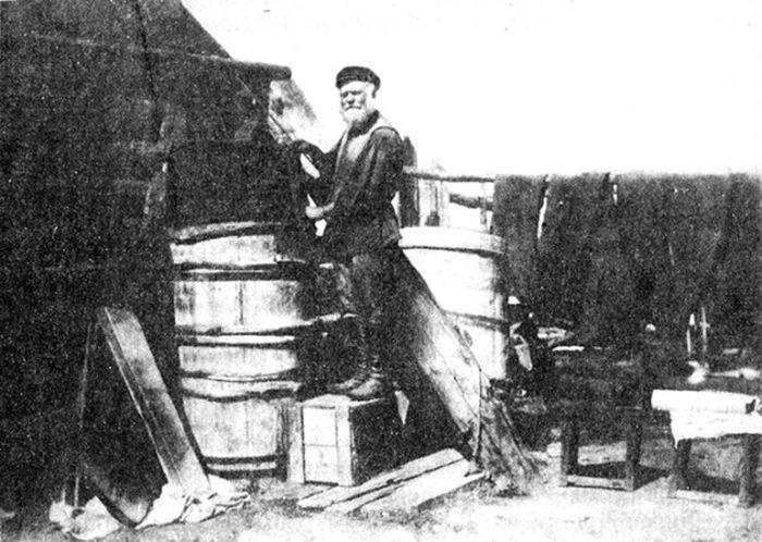Чем занимались крестьяне начала прошлого столетия, какую работу они выполняли (17)