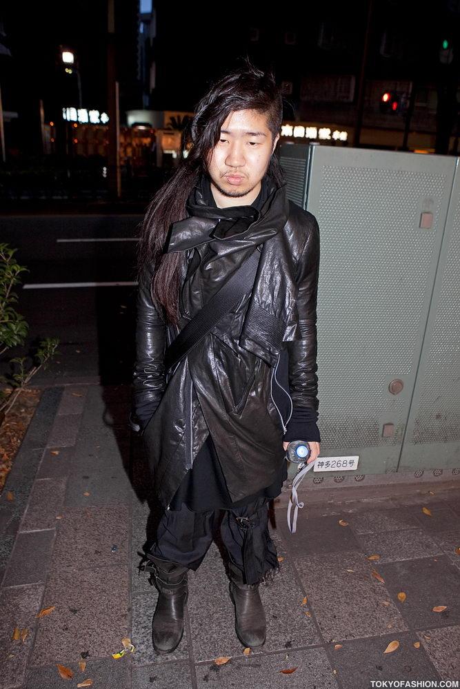 Прикольная одежда фриков. Уличная мода молодежи (32)