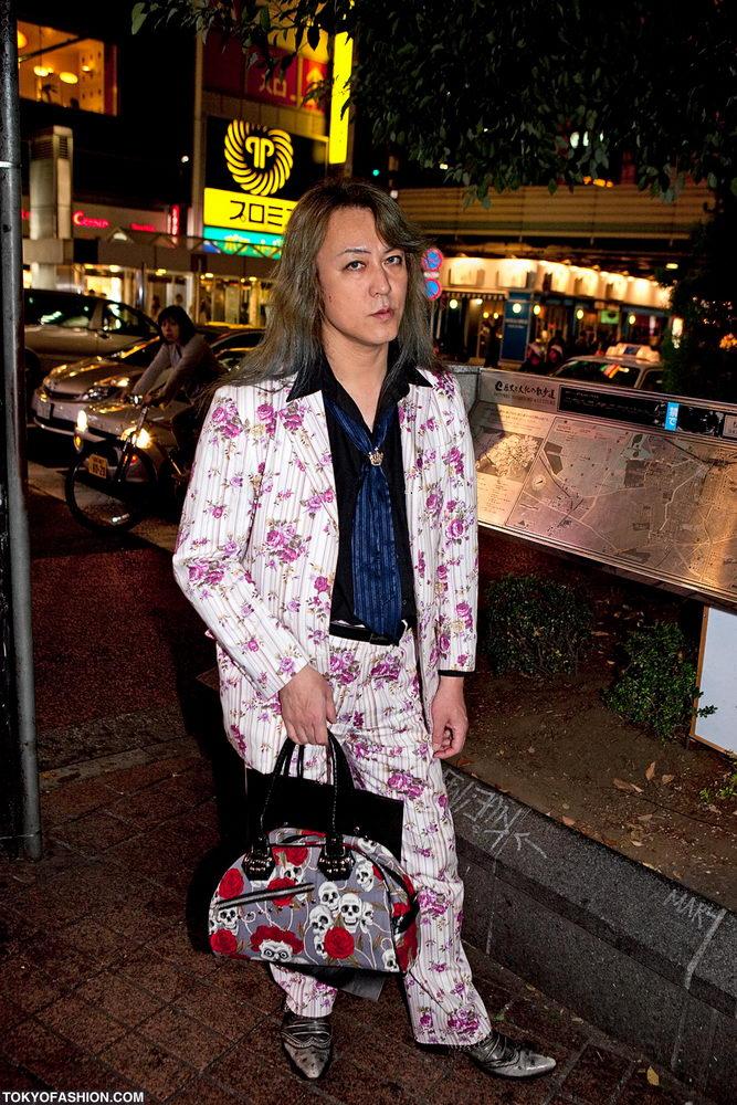 Прикольная одежда фриков. Уличная мода молодежи (31)