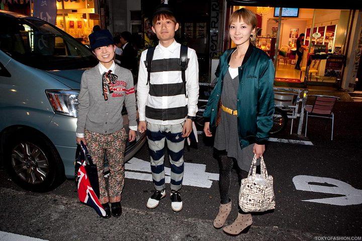 Прикольная одежда фриков. Уличная мода молодежи (28)