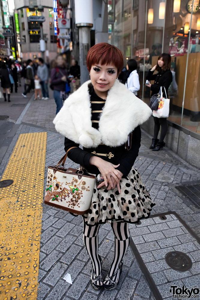 Прикольная одежда фриков. Уличная мода молодежи (25)
