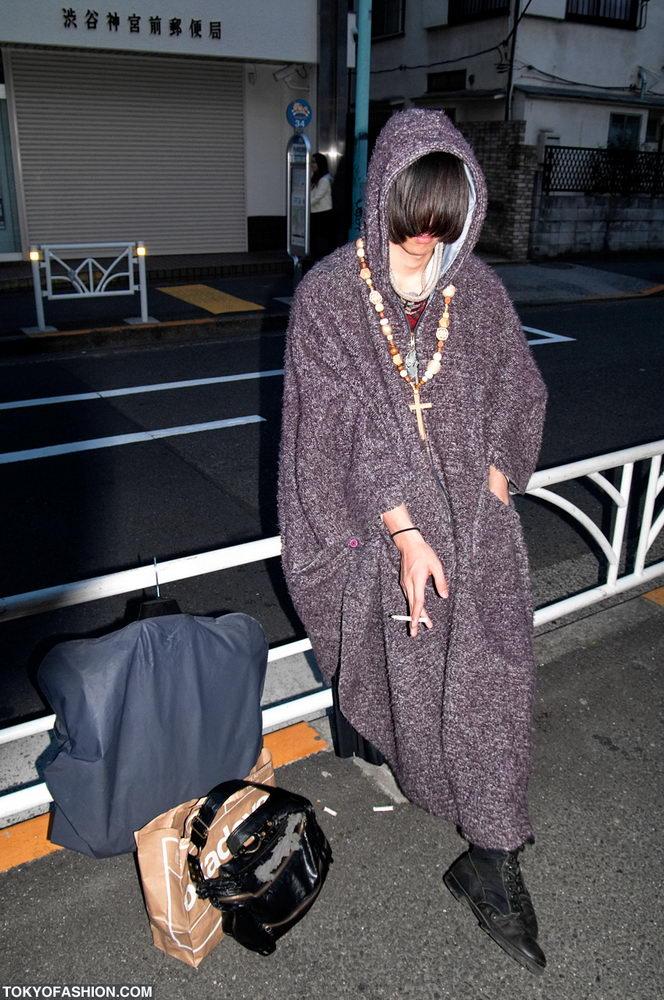 Прикольная одежда фриков. Уличная мода молодежи (16)