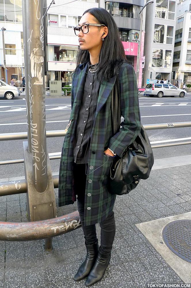 Прикольная одежда фриков. Уличная мода молодежи (15)