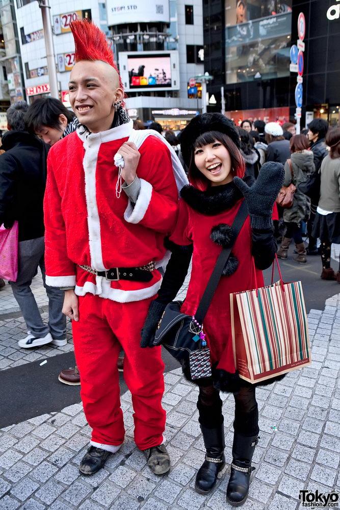 Прикольная одежда фриков. Уличная мода молодежи (4)
