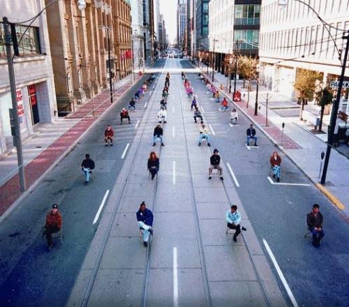 Что представляют из себя пробки на дорогах (2)