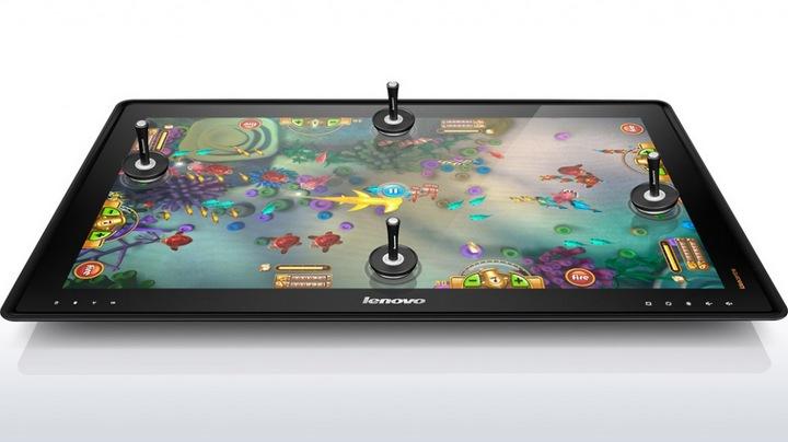 Самый большой и необычный планшет IdeaCentre Horizon 151 (5)