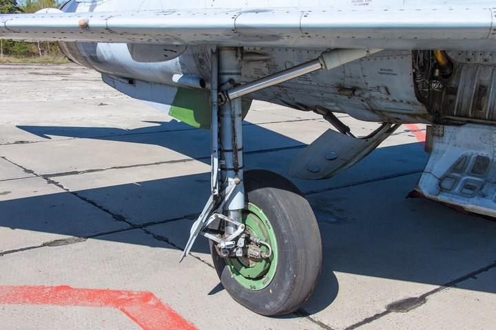 МиГ-21 в фотографиях, изнутри и снаружи (5)