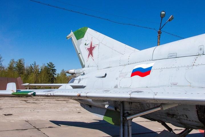 МиГ-21 в фотографиях, изнутри и снаружи (6)