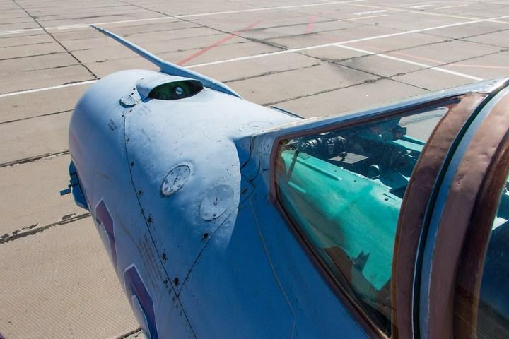 МиГ-21 в фотографиях, изнутри и снаружи (15)