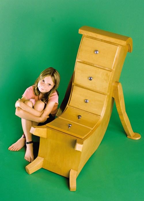 Креативная мебель от Джадсона Бомонда (8)