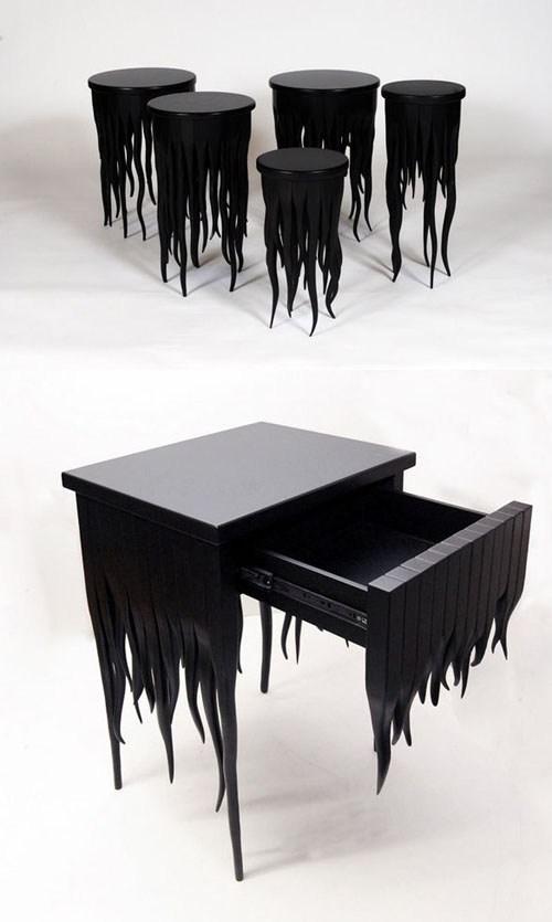 Креативная мебель от Джадсона Бомонда (6)