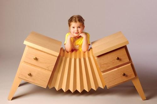 Креативная мебель от Джадсона Бомонда (1)