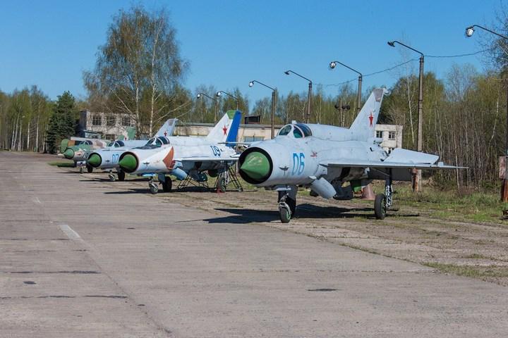 МиГ-21 в фотографиях, изнутри и снаружи (26)
