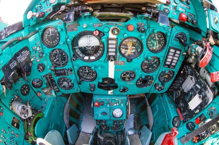 МиГ-21 в фотографиях, изнутри и снаружи (31)