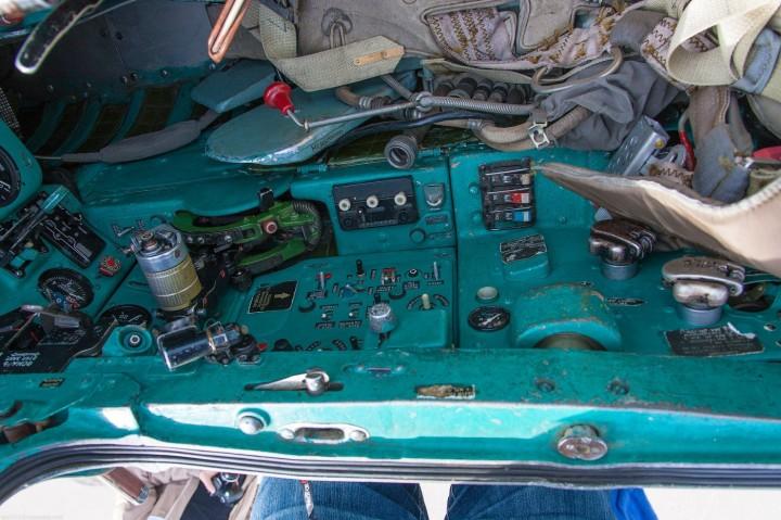 МиГ-21 в фотографиях, изнутри и снаружи (36)
