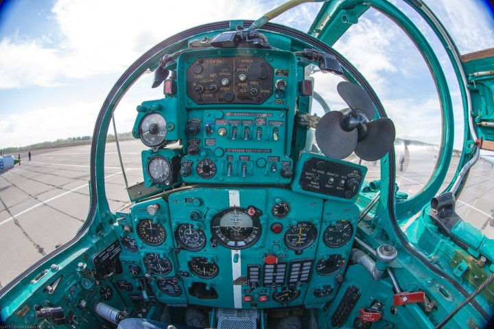 МиГ-21 в фотографиях, изнутри и снаружи (42)