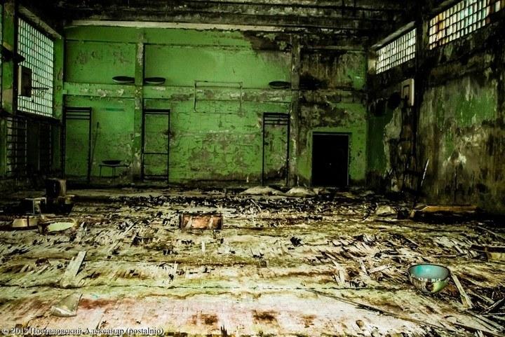 Школы в Припяти, интересное фото (4)