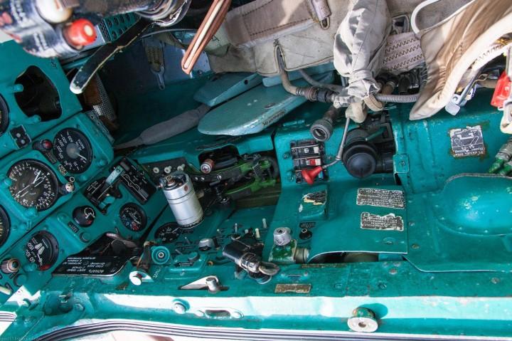 МиГ-21 в фотографиях, изнутри и снаружи (47)