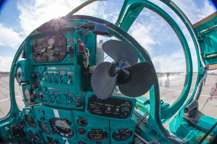 МиГ-21 в фотографиях, изнутри и снаружи (53)