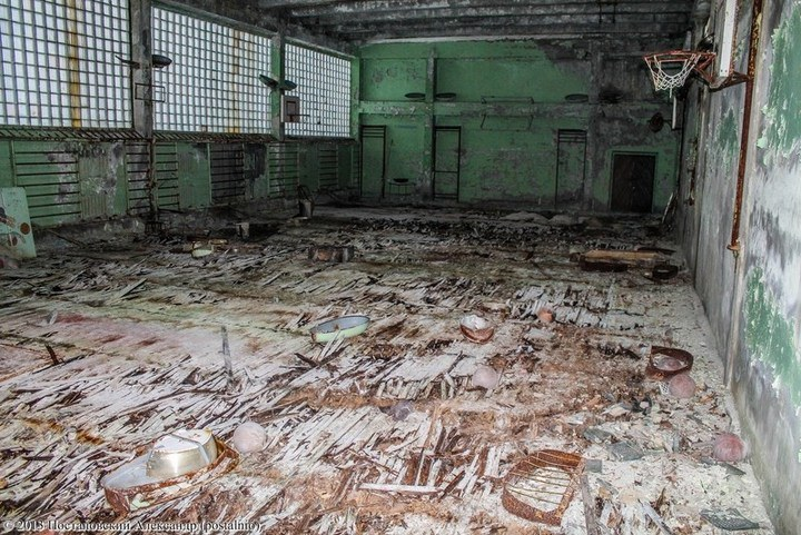 Школы в Припяти, интересное фото (5)